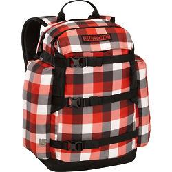 Buffalo Plaid Day Hiker Backpack