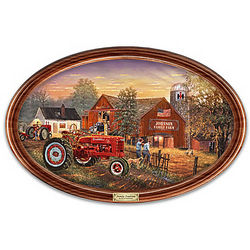 Personalized Family Tradition Collector's Plate