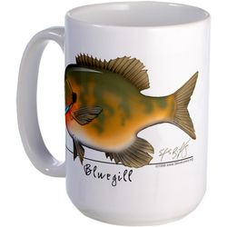 Bluegill Ceramic Mug