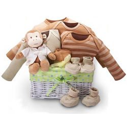 Organic Monkey Basket