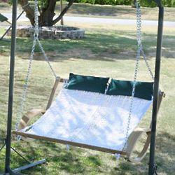 2 Person Hammock Swing