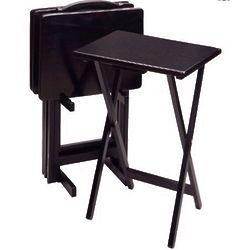 Midnight Spell Tray Tables