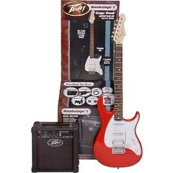 Peavey Raptor Backstage Electric Guitar and Amp Pack