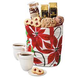 Caffeine Kick Coffee and Treats Gift Tote