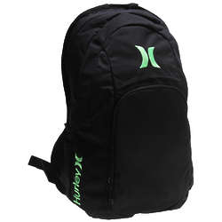 Black and Neon Green One and Only Backpack
