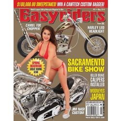 Easyriders Magazine 12-Issue Subscription
