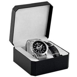 Tampa Bay Rays Cage Analog Watch