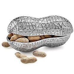 Peanut Luminum Snack Bowl