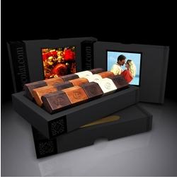 Chameleon Customized Box of Chocolates