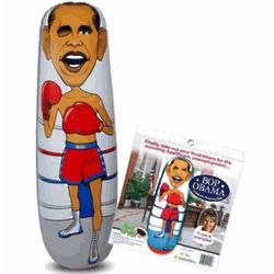 Barack Obama Punching Bag