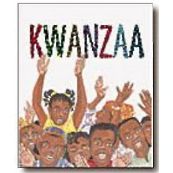 Seven Candles for Kwanzaa Personalized Book