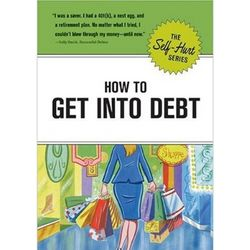 How To Get Into Debt Book