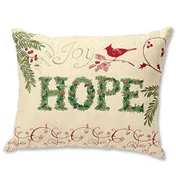 Hope Toss Pillow