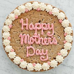 Happy Mother's Day Big Cookie Cake