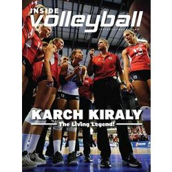 Inside Volleyball Magazine 4-Issue Subscription