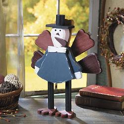 Standing Pilgrim Turkey