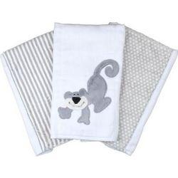 Monkey Burp Cloths