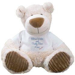 Christmas Latte Teddy Bear