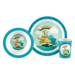 Children's Noah's Ark Dish Set