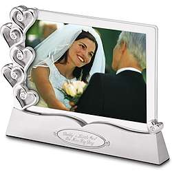 Everlasting Love Float Picture Frame
