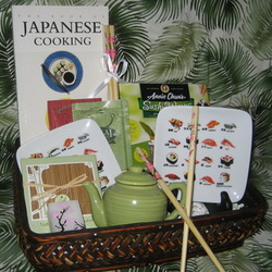 Sushi for Two Gift Basket