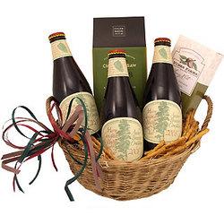 Beer Holiday Gift Basket