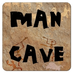 Man Cave Coasters