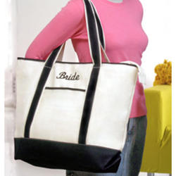 Bride's Planning Tote