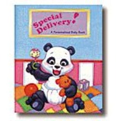 Special Delivery Personalized Book