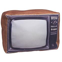 Retro Television Pillow