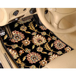 Oriental Front Mats for Automobile