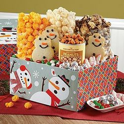 Snowtime Sampler Gift Box