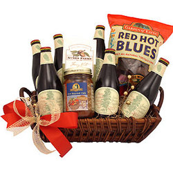 Christmas Beer Bash Gift Basket