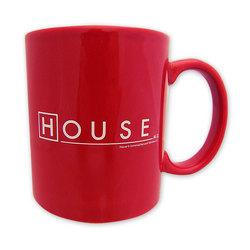 House Red Mug