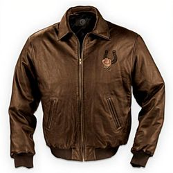 Cowboy Round Up Men's Leather Jacket