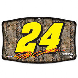 Jeff Gordon #24 Wood Sign