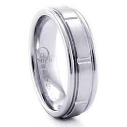 Lander Cobalt Chrome Ring