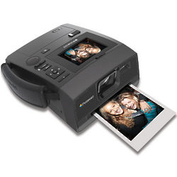 Digital Camera with Built in Photo Printer