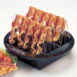 Powercrisp Micro Bacon Cooker