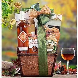 Saint Roch Les Vignes Rose Gift Basket