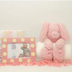 Bedtime Bunny Baby Gift Set for Girls