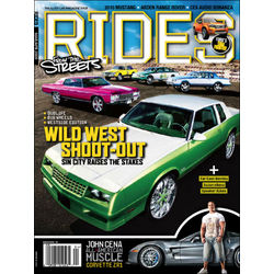 Rides Magazine 4-Issue Subscription
