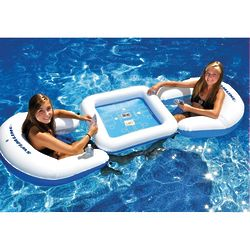 Inflatable Game Station Pool Float