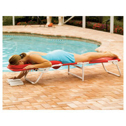 Ergonomic Beach Lounger