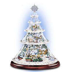 Holiday Reflections Animated Tree