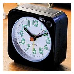 Mini-Time™ Travel Alarm Clock