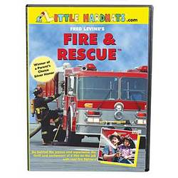 Fire and Rescue DVD