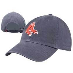 Cotton Red Sox Hanging Sox Cap