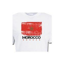 Morocco Soccer Pride T-Shirt