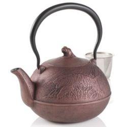 Tiger Cast Iron Teapot